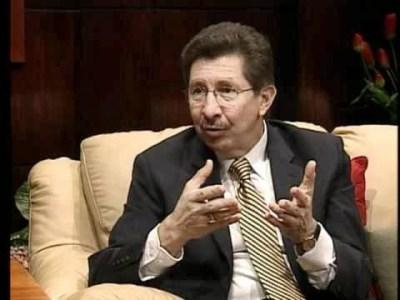 El exministro del Interior, Carlos Sánchez Berzaín. | Foto archivo - Blogspot Periodista Invitado