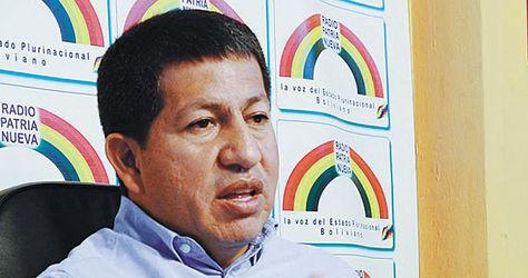 Autoridad. El ministro Luis A. Sánchez en una foto de archivo.