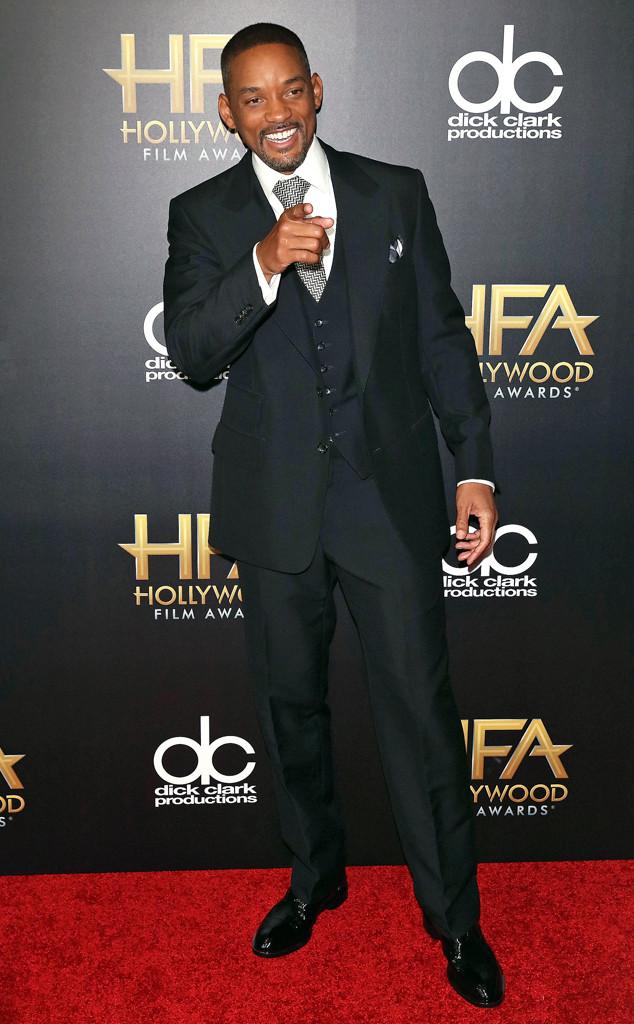 Will Smith, Hollywood Film Awards