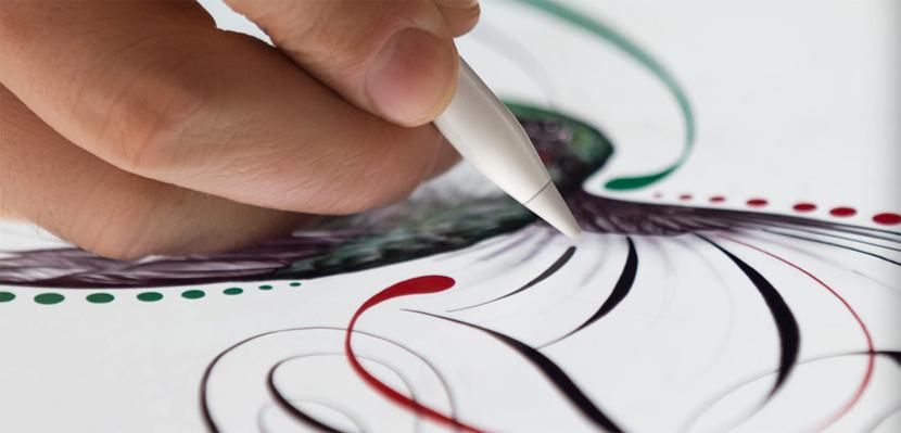 apple pencil accesorio ipad pro Apple espera vender 2,5 millones del iPad Pro antes de finalizar el año