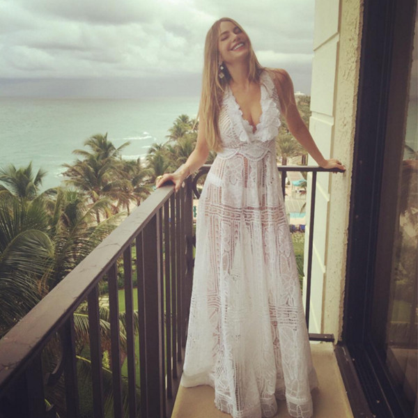 Sofia Vergara, Wedding Festivities