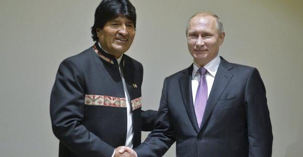 Morales también tiene previsto reunirse con Maduro y su homólogo iraní
