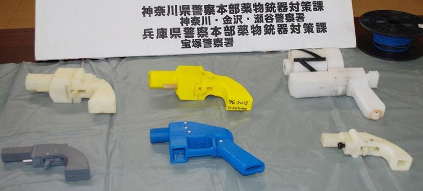 Pistolas Un gobierno local de Australia prohíbe la impresión de pistolas impresas