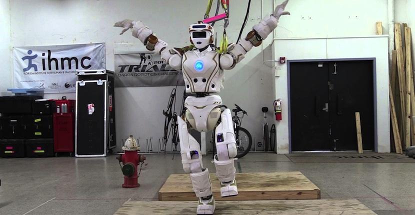 nasa1 NASA enviará robots humanoides al espacio