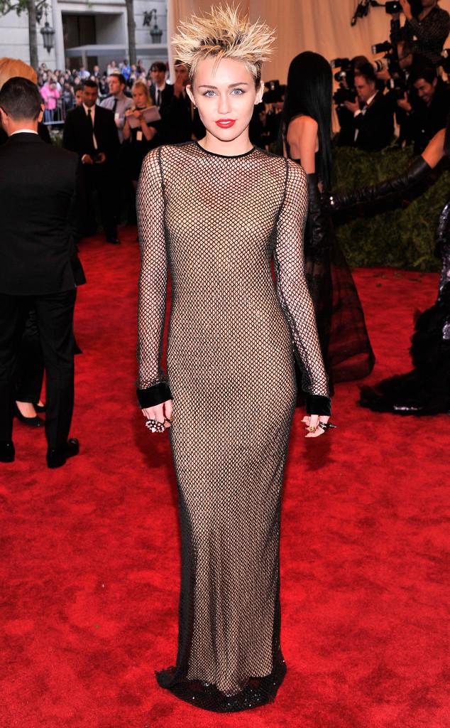 Miley Cyrus, MET Gala