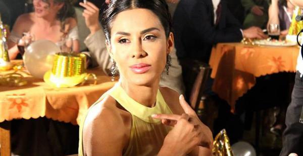 Carla Ortiz Oporto, de Cochabamba, es una de las actrices bolivianas que ha logrado que su trabajo sea reconocido fuera de las fronteras del país