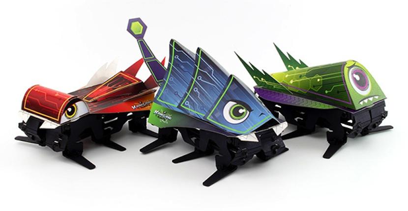 ka Kamigami, un juguete que robarás a tus hijos