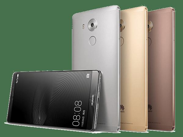 huawei mate 8 Huawei Mate 8, un smartphone de gama alta por 449€ que llegará en 2016