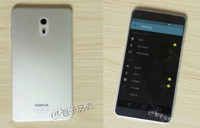 nokia c1 Aparece una imagen render del posible smartphone Android de Nokia