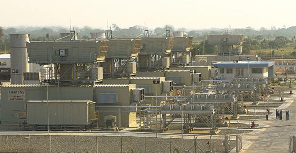 Aporte energético la estructura está ubicada en un predio de 25 hectáreas de la zona norte
