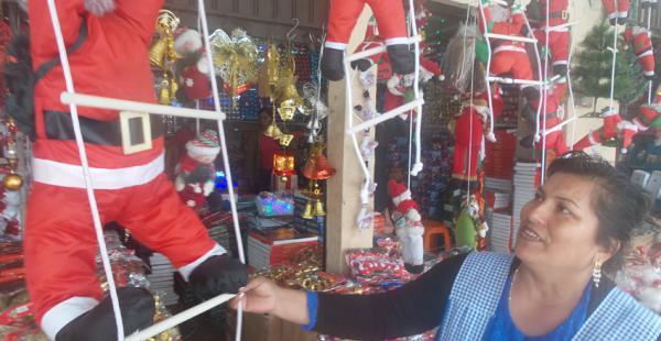 La Navidad ya mueve el mercado cruceño
