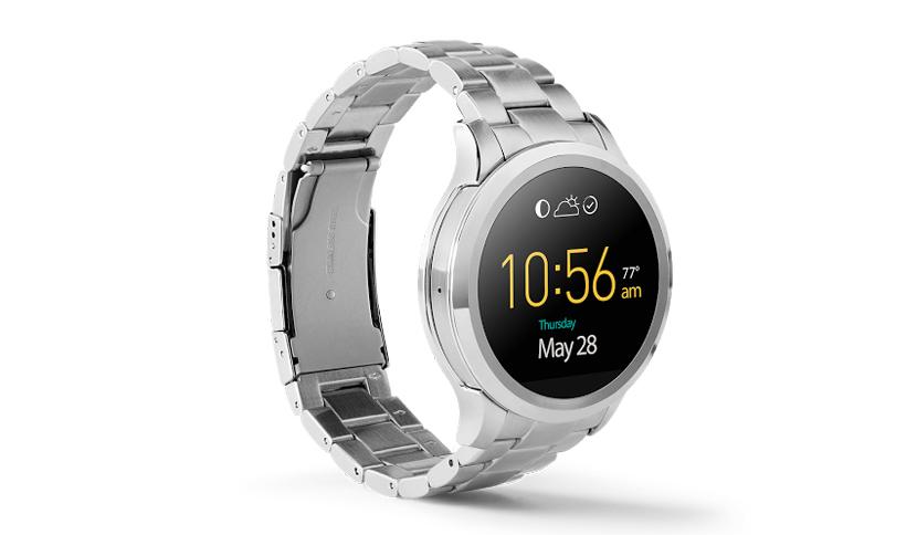 fossil q founder apariencia El smartwatch Fossil Q Founder aparecerá pronto en la Google Store