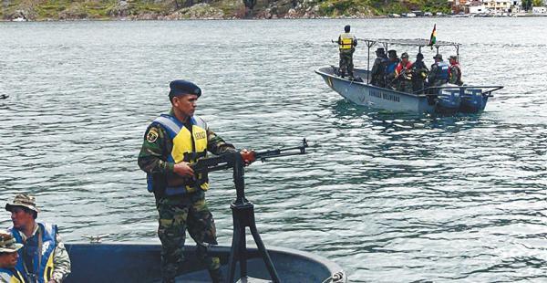 El lago Titicaca es una de las rutas utilizadas para el tráfico de drogas; habrá control lacustre en el lugar