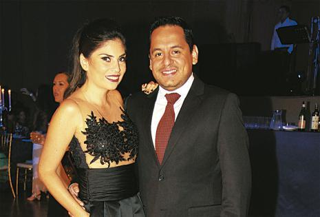 Andrea Miserendino y Mario Daniel Álvarez