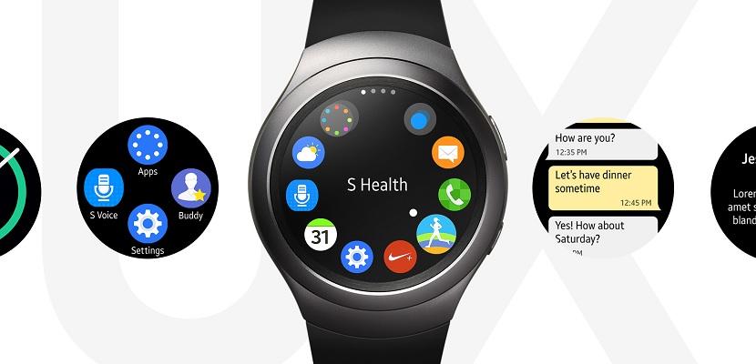 Samsung Gear S2 Samsung está trabajando en una app para utilizar el Gear S2 en el iPhone