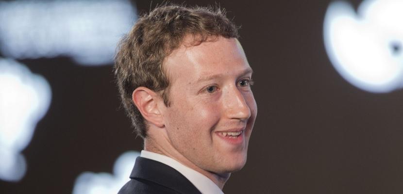 Mark Zuckeberg Mark Zuckerberg donará el 99% de sus acciones de Facebook por el nacimiento de su hija Maxima