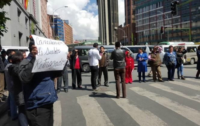 Ecobol está nuevamente en aprietos por falta de sueldos e ingresos