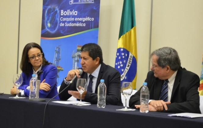 Bolivia y Brasil inician encuentro para afianzar la integración energética