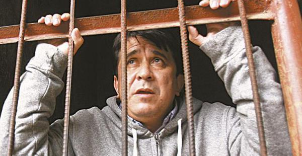 El exgobernador de Beni Carmelo Lens está en la cárcel