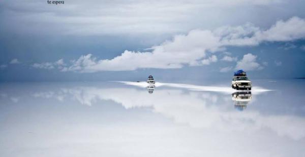 La campaña que impulsa el turismo en Bolivia se llama 'Bolivia te espera', y promociona diversos atractivos del país, como el salar de Uyuni