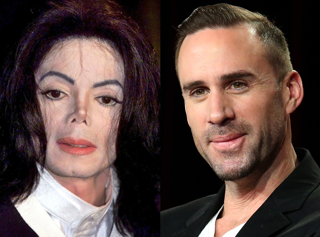 Michael Jackson, Joseph Fiennes