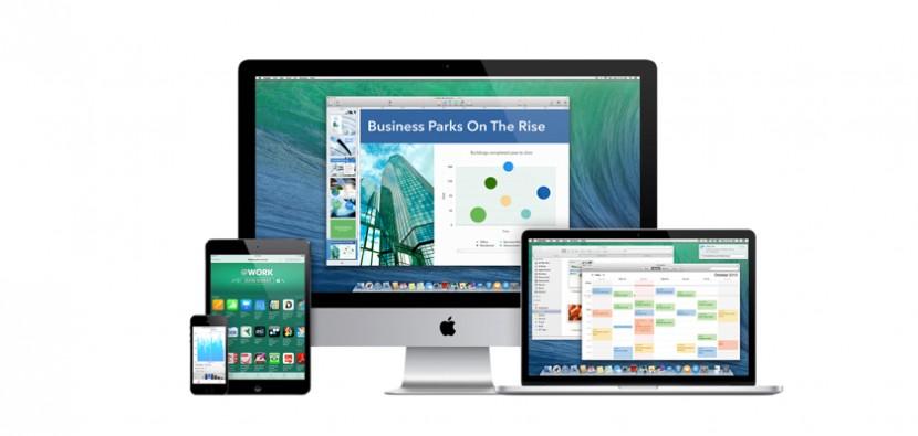 productos de apple en 2014 830x395 Apple dispone de más de 1.000 millones de dispositivos activos en todo el mundo