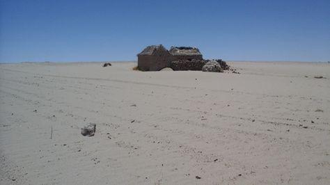 Los efectos de la sequía en el ayllu orureño de Chahuara.