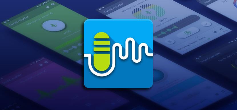 recordr Recordr lleva la grabación de audio en Android a otro nivel