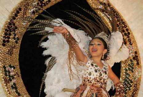 Reina del Carnaval Infantil, Isabela I