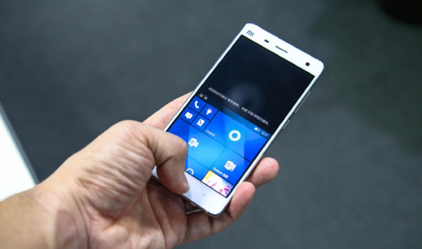 Xiami Windows 10 mobile Xiaomi Mi5 tendrá un versión con Windows 10 Mobile