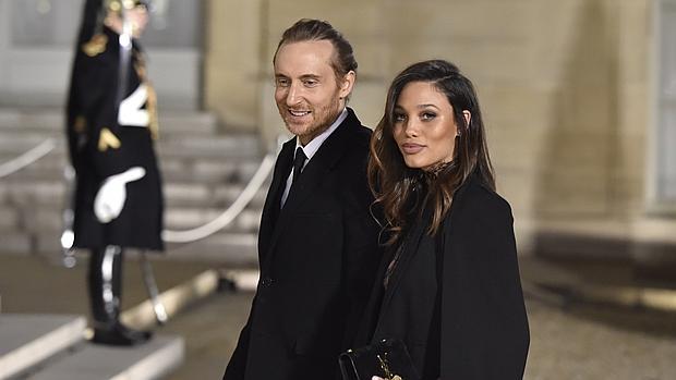 David Guetta y Jessica Ledon, de 23 años