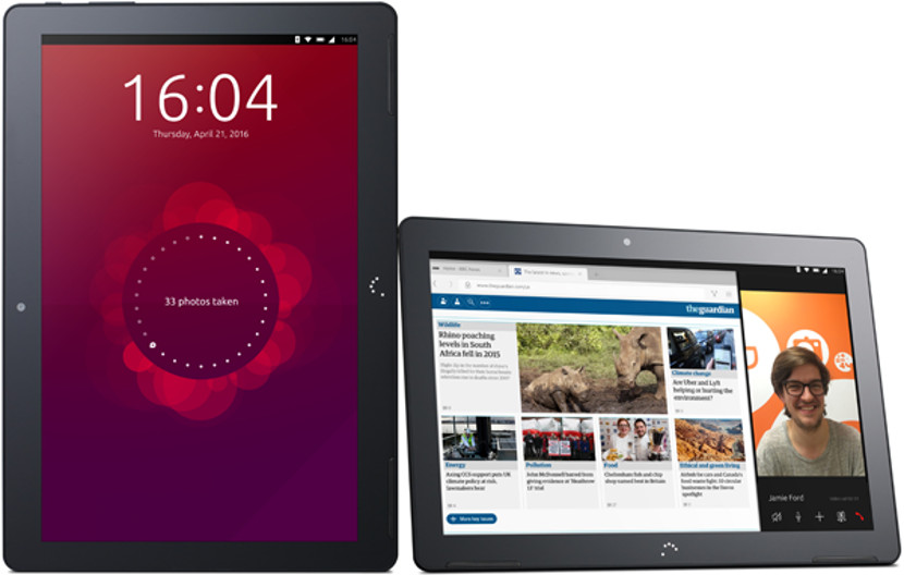 FrontPortraitNews BQ Aquaris M10 Ubuntu Edition, la primera tablet oficial de Canonical y Ubuntu