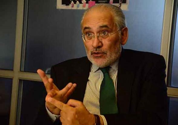 El vocero de la demanda marítima, Carlos Mesa. - Carlos  López Gamboa Los Tiempos