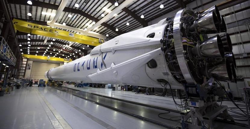 space SpaceX ultima detalles para volver a intentar aterrizar sobre el mar