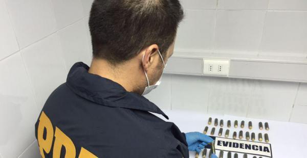 La ciudadana fue descubierta en Colchane, al interior de un bus de transporte internacional que debía llegar a Iquique.