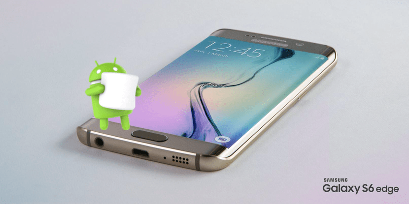 Galaxy s6 Marshmallow 830x415 Los Galaxy S6 y S6 Edge empiezan a recibir Android Marshmallow en Europa
