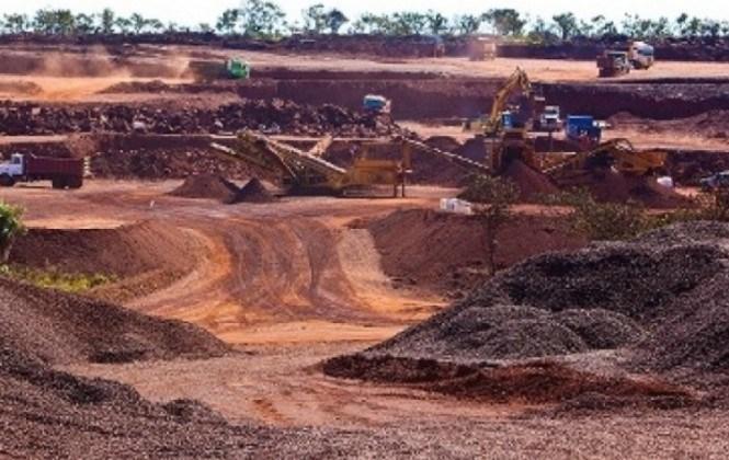 Suspenden firma de contrato para la construcción de la planta siderúrgica del Mutún