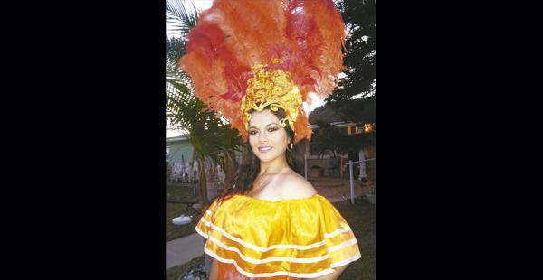 Ivanna Delfy Cuba Rivero será coronada el sábado 20