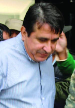 Familiares de Carmelo Lens instalan huelga de hambre