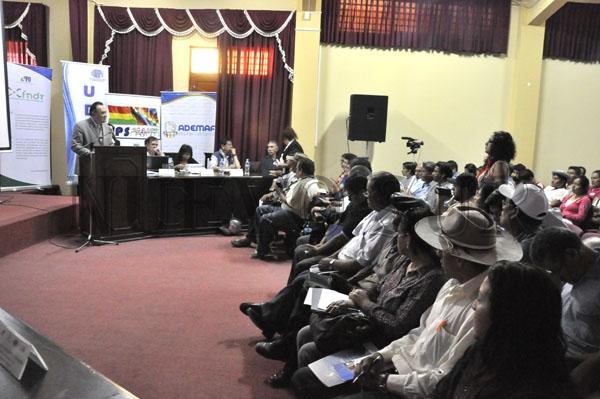 Ministro Orellana compromete  construcción de tres hospitales en Tarija