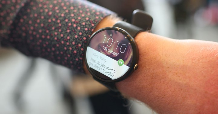 Moto 360 primera generación Motorola