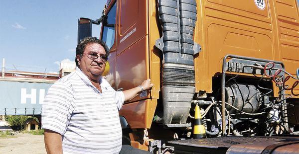 Fidel Baptista espera encontrar una respuesta positiva a las demandas de su sector