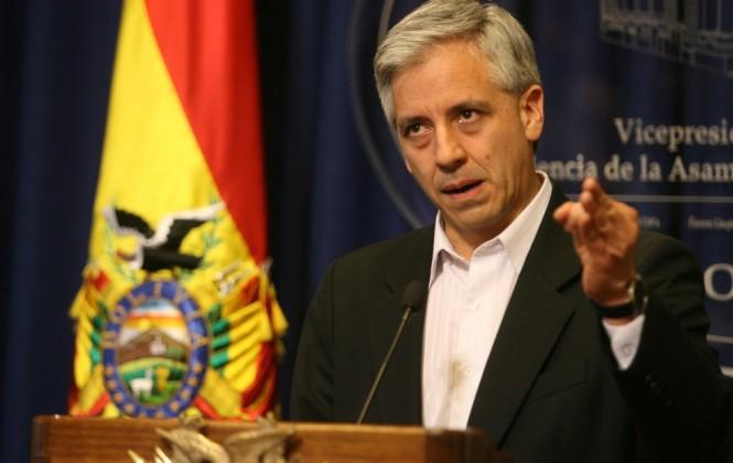 Para no perjudicar a estudiantes, rector de la UMSA descarta revisar cómo García Linera fue designado docente