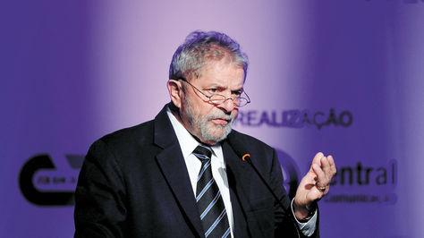 EXPRESIDENTE. Luis Inácio Lula da Silva es uno de los fundadores del Partido de los Trabajadores.