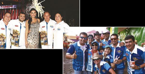 Candidatos a coronadores del Carnaval 2017