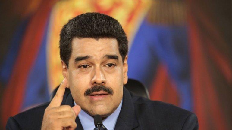 Nicolás Maduro, durante el anuncio del paquetazo en Venezuela