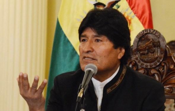 Presidente Morales se compromete a respetar el resultado del referéndum