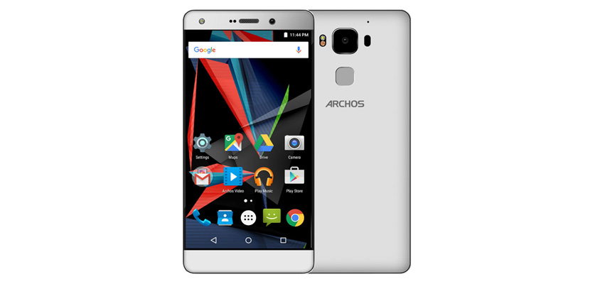 ARCHOS Diamond 2 Plus mwc Anunciado el Archos Diamond 2 Plus con pantalla de 5,5 1080p, 4GB de RAM, 64GB de memoria y Android 6.0