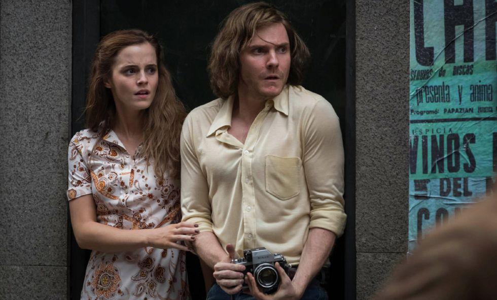 Fotograma de la cinta 'Colonia'.