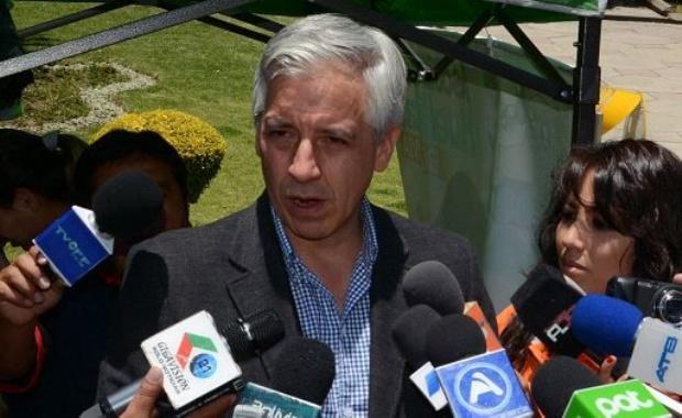 García Linera: Página Siete no quiere que dé cátedra en el país